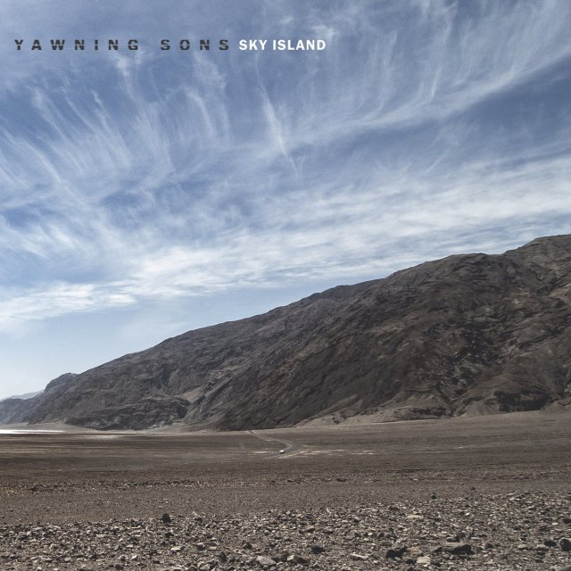 Yawning Sons - Sky Island Album Cover Artwork