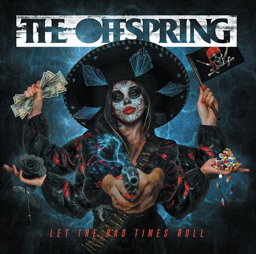 The Offspring - Let The Bad Times Roll Album Cover Artwork