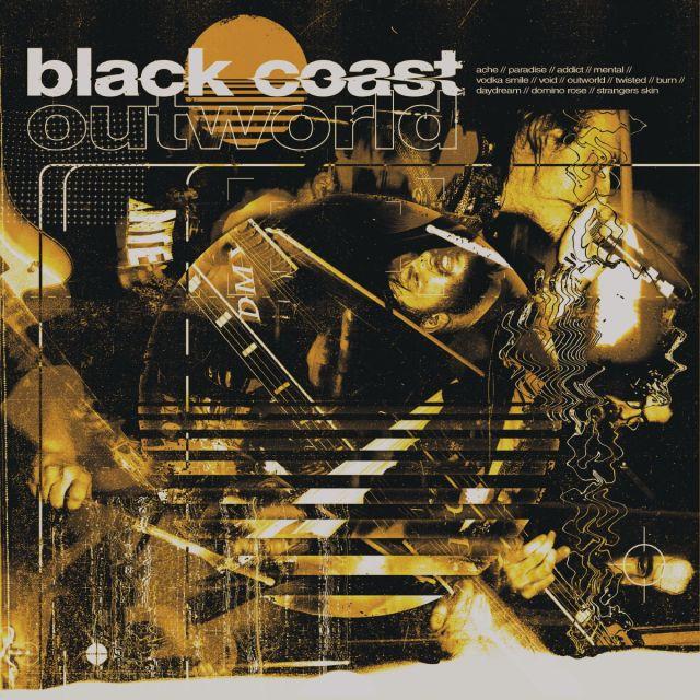 Black Coast - Outworld Album Cover Artwork
