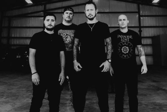 Trivium Band Promo Photo Summer 2021