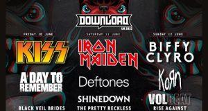 Download Festival 2022 Second Full Line Up Header Image