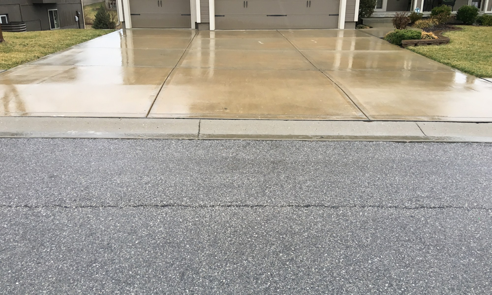 Summer Is The Ideal Time To Seal Your Concrete Rock