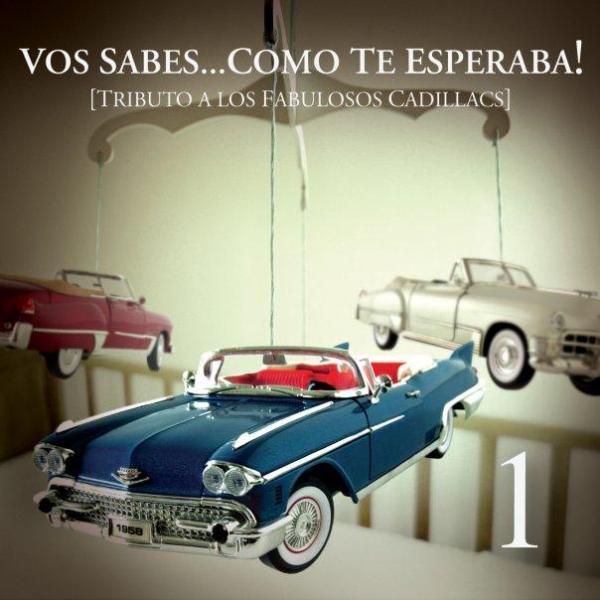 VOS SABES... COMO TE ESPERABA! - Tributo a Los Fabulosos Cadillacs