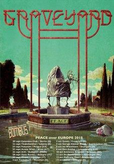 Graveyard Tour Europe 2018