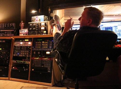 Ein Tag im Studio mit: Johnny Torpedo
