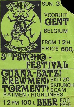 Psycho-Festival 1988