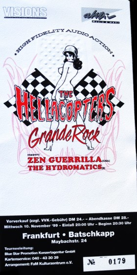 Hellacopters 1999