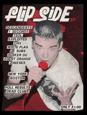 Flipside Fanzine #37, 1983