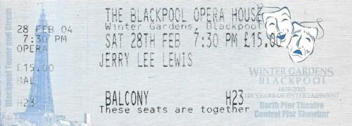 Jerry Lee Lewis 2004