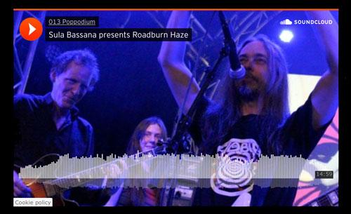 Sula Bassana auf Soundcloud