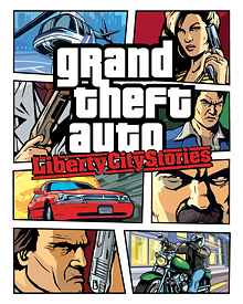 Jaquette GTA Liberty City Stories