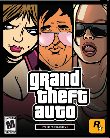 Jaquette GTA The Trilogy