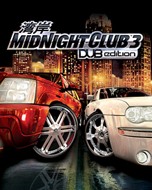 Jaquette Midnight Club 3 DUB Edition