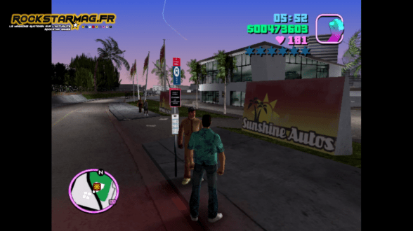 Grand Theft Auto Vice City 10th Anniversary - Rockstar Mag'