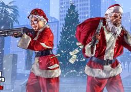 GTA Online – La Mise à jour de Noël Fuite !