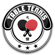 Logo Table Tennis