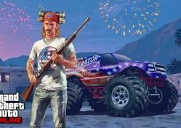 Le retour du pack de l'indépendance sur GTA Online