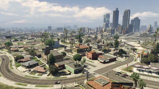 Mystère GTA V East Los Santos