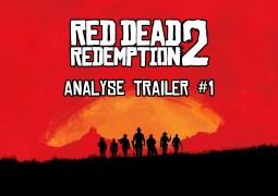 Red Dead Redemption 2 : analyse du premier trailer