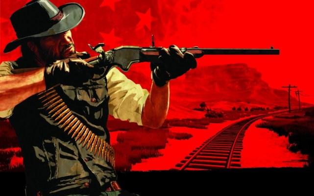Artowork Red Dead Redemption