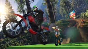 GTA Online Bikers Course Premium