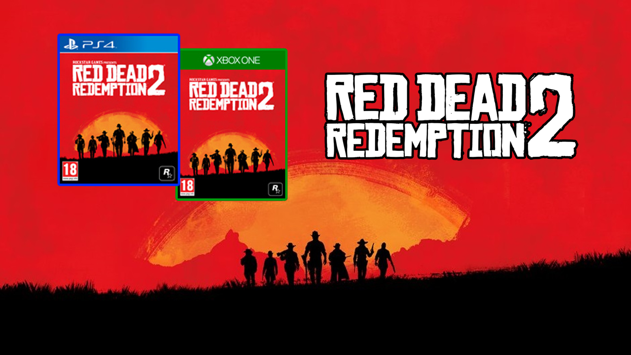 Jaquettes Infos Red Dead Redemption 2