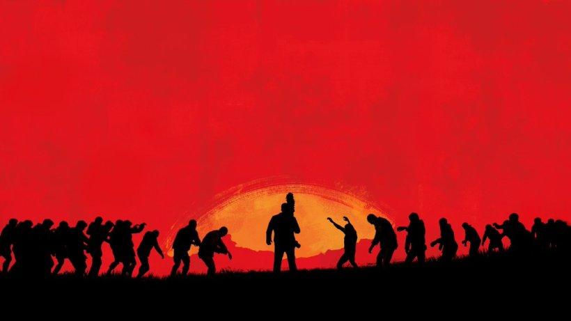 Parodie Dead Rising 4 Red Dead Redemption 2