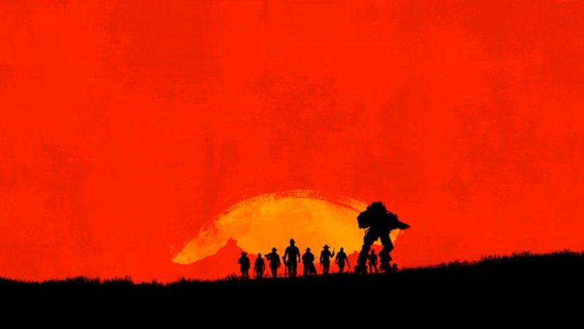 Parodie Titanfall 2 Red Dead Redemption 2