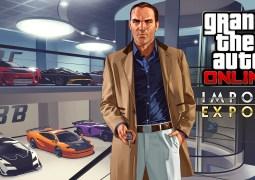 La mise à jour Import/Export est sur GTA Online avec son trailer explosif !