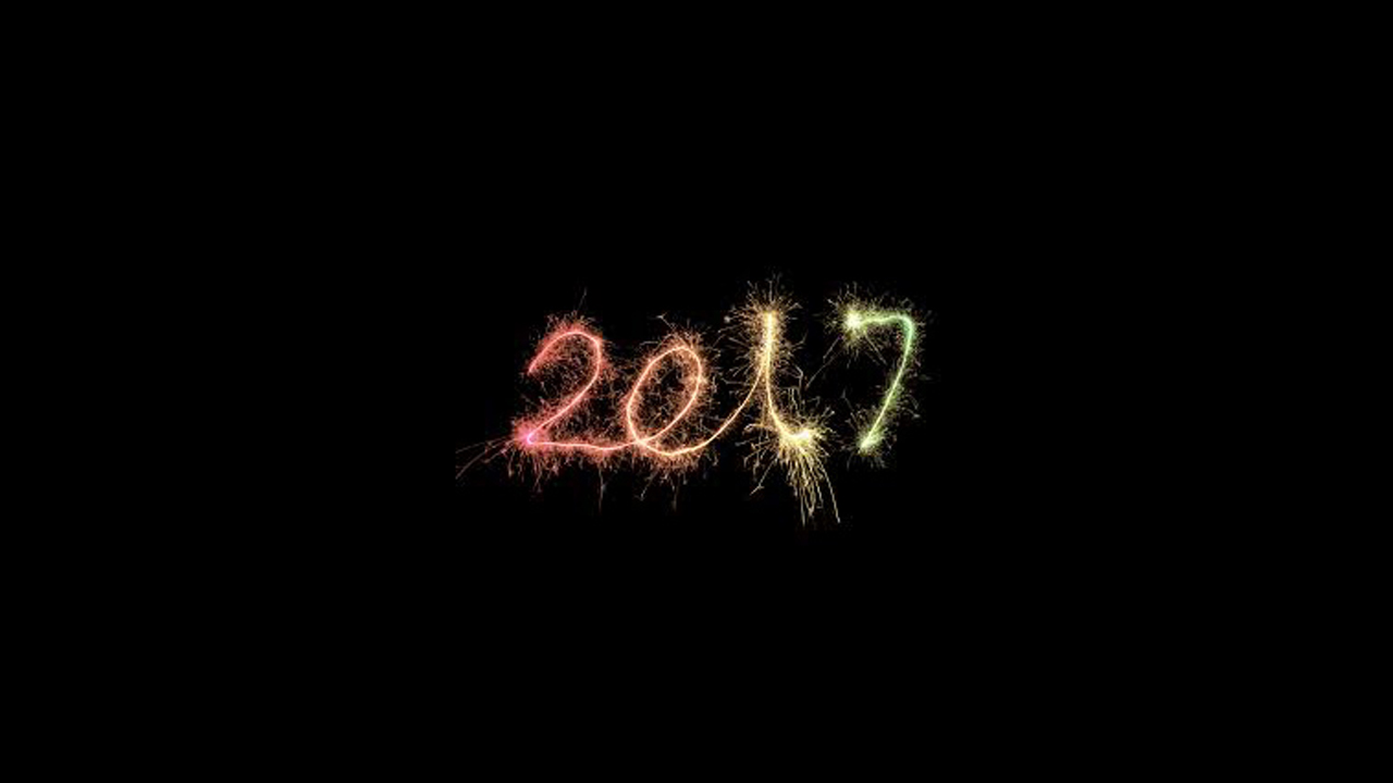 Bonne Année 2017 sur Rockstar Mag'
