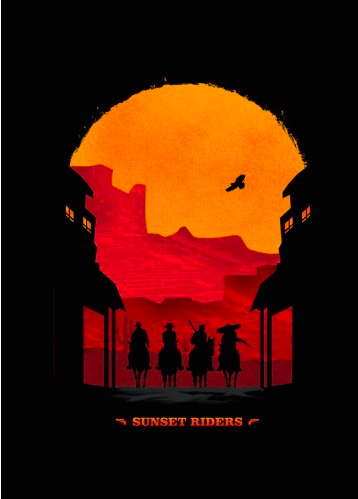 Tableau Red Dead Redemption 2