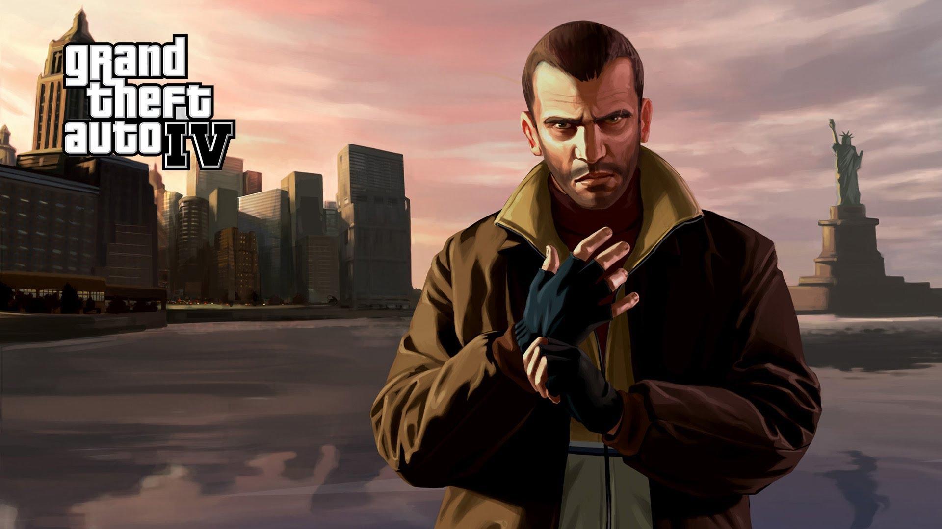 Vous souvenez vous de Grand Theft Auto IV ?
