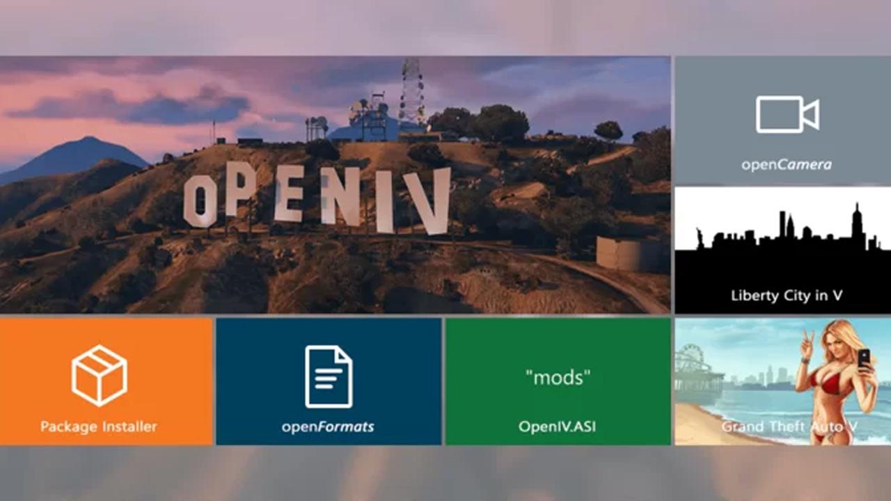 Open IV est de retour !