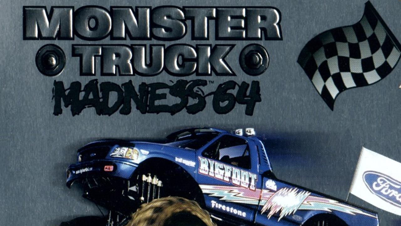 Vous souvenez vous de Monster Truck Madness 64 ?