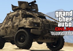 Le pick-up Insurgent Custom désormais disponible GTA Online