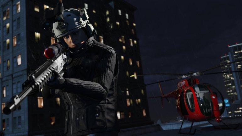 GTA Online Smuggler's Run Havok