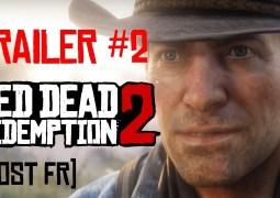 Découvrez le nouveau trailer de Red Dead Redemption 2