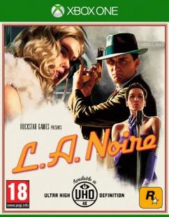 Jaquette PAL L.A. Noire Xbox One
