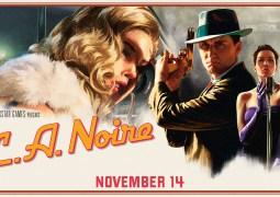 Quatre nouvelles versions de L.A. Noire arrivent le 14 novembre !