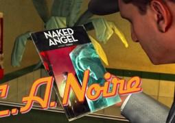 L.A. Noire Nouveaux Collectibles PS4/One
