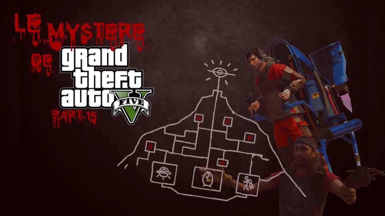 Le Mystère de Grand Theft Auto V - Part.15 - Rockstar Mag'
