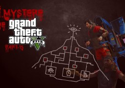 Le Mystère de Grand Theft Auto V – Part.15 by Rockstar Mag'