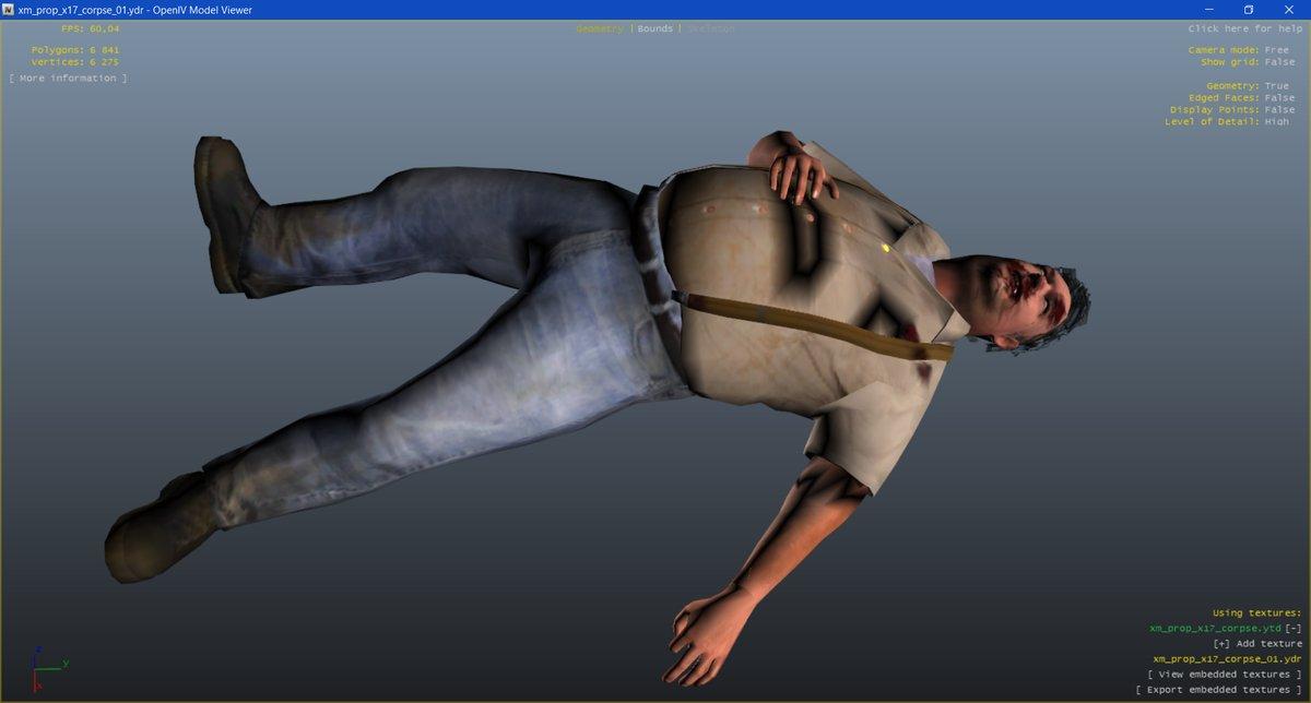 GTA Online Mystère Braquage Fin du Monde Red Dead Redemption II Corps Morts