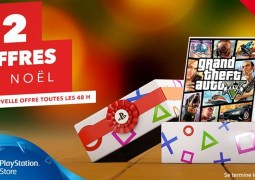 PlayStation Store Les Offres de NoËl Grand Theft Auto V - GTA V