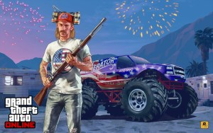 Artwork GTA Online - Independance Day