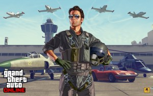 Artwork GTA Online - Flying School