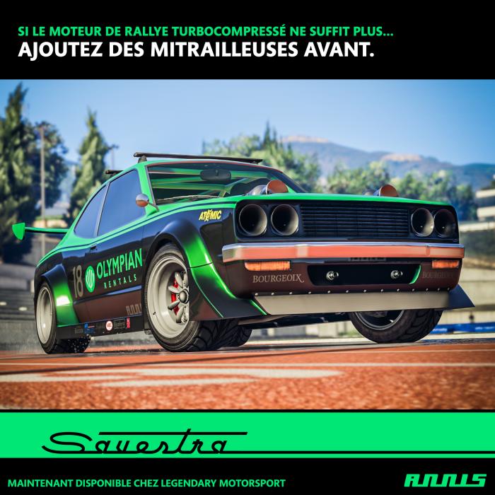 GTA Online - Annis Savestra