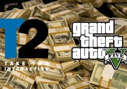 GTA V dépasse la barre des 90 millions d'exemplaires vendus