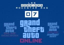 Les Dossiers Rockstar Mag' – Qu'est-ce qui peut arriver dans GTA Online ?
