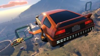 GTA Online Southern San Andreas Super Sport Series futur contenu courses casse cou